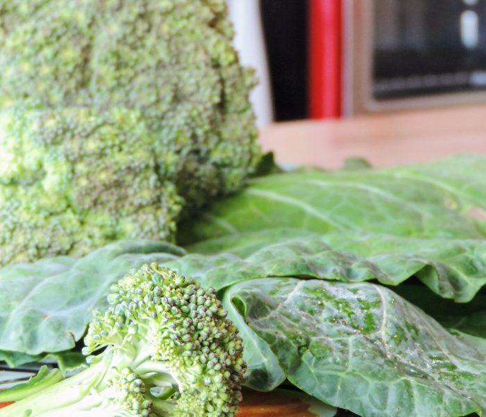 A Melhor Forma de Fazer Brócolis e Couve
