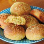 Pão de Milho Vegano e Sem Glúten